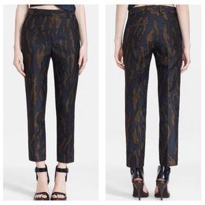 3.1 Phillip Lim Jacquard Crop Pants • Size 0